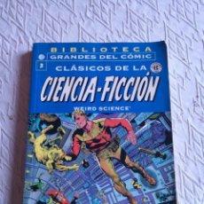 Cómics: BIBLIOTECA GRANDES DEL CÓMIC: CLÁSICOS DE LA CIENCIA-FICCIÓN 3, 2005, PLANETA. Lote 236627620