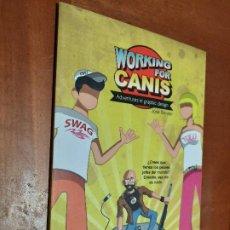 Cómics: WARKING FOR CANIS. JOSE SENDER. LETRA BLANKA. RÚSTICA. BUEN ESTADO.. Lote 236632985