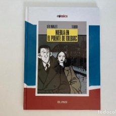Cómics: NIEBLA EN EL PUENTE DE TOLBIAC DE LEO MALET Y TARDI. EL PAÍS.. Lote 236653580