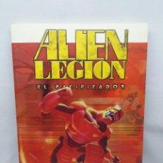 Cómics: ALIEN LEGION TOMO Nº 3 EL PACIFICADOR - DIXON STROMAN POTTS - COMIC EDITORIAL DOLMEN. Lote 236671555