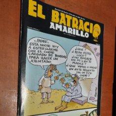 Cómics: EL BATRACIO AMARILLO 105. VARIOS AUTORES. REVISTA DE HUMOR. BUEN ESTADO. DIFICIL. Lote 237015790