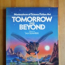 Cómics: TOMORROW AND BEYOND: MASTERPIECES OF SCIENCE FICTION ART. Lote 237156795