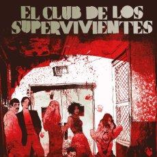 Comics : EL CLUB DE LOS SUPERVIVIENTES. LINEA VERTIGO TAPA DURA. ECC. Lote 237175390