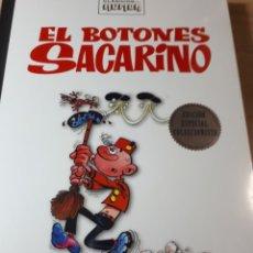 Cómics: EL BOTONES SACARINO CLASICOS DEL HUMOR PRECINTADO TAPA DURA. Lote 237206600