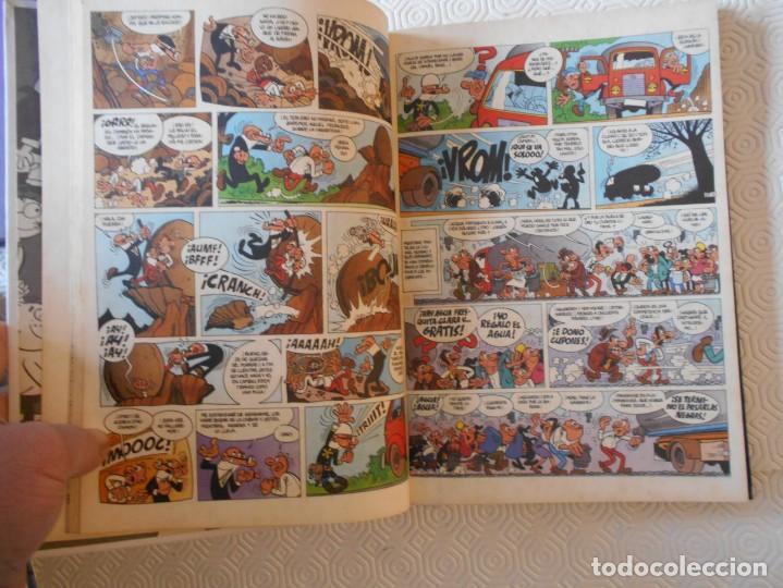 Cómics: MORTADELO Y FILEMON. CLASICOS DEL HUMOR. EDICION ESPECIAL COLECCIONISTA. RBA. 2008. TAPA DURA. COLOR - Foto 2 - 237265100