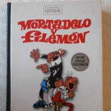 Cómics: MORTADELO Y FILEMON. CLASICOS DEL HUMOR. EDICION ESPECIAL COLECCIONISTA. RBA. 2008. TAPA DURA. COLOR. Lote 237265230
