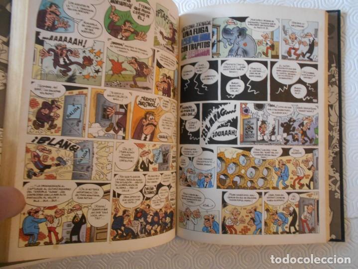 Cómics: MORTADELO Y FILEMON. CLASICOS DEL HUMOR. EDICION ESPECIAL COLECCIONISTA. RBA. 2008. TAPA DURA. COLOR - Foto 2 - 237265230