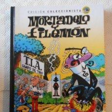 Cómics: MORTADELO Y FILEMON. FRANCISCO IBAÑEZ. EDICION COLECCIONISTA. Nº 8. SALVAT. 2012. TAPA DURA. COLOR.. Lote 237265640