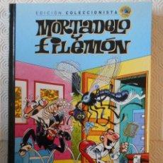 Cómics: MORTADELO Y FILEMON. FRANCISCO IBAÑEZ. EDICION COLECCIONISTA. Nº 5. SALVAT. 2012. TAPA DURA. COLOR.. Lote 237265810