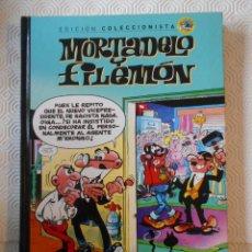 Cómics: MORTADELO Y FILEMON. FRANCISCO IBAÑEZ. EDICION COLECCIONISTA. Nº 9. SALVAT. 2012. TAPA DURA. COLOR.. Lote 237266145