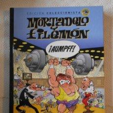 Cómics: MORTADELO Y FILEMON. FRANCISCO IBAÑEZ. EDICION COLECCIONISTA. Nº 7. SALVAT. 2012. TAPA DURA. COLOR.. Lote 237267615