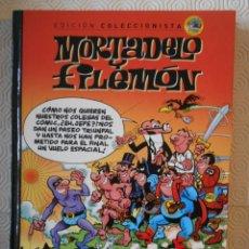 Cómics: MORTADELO Y FILEMON. FRANCISCO IBAÑEZ. EDICION COLECCIONISTA. Nº 13. SALVAT. 2012. TAPA DURA. COLOR.. Lote 237267765