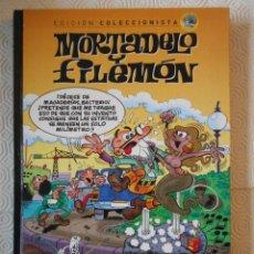 Cómics: MORTADELO Y FILEMON. FRANCISCO IBAÑEZ. EDICION COLECCIONISTA. Nº 6. SALVAT. 2012. TAPA DURA. COLOR.. Lote 237268055
