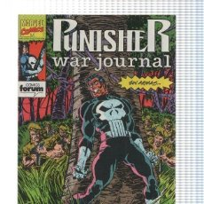 Cómics: THE PUNISHER WAR JOURNAL, VOLUMEN 1, NUMERO 05: LA DEUDA (FORUM 1992). Lote 237297170