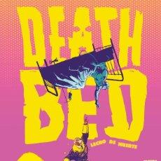 Comics : DEATHBED: LECHO DE MUERTE. LINEA VERTIGO. ECC.TAPA DURA. 152 PAGINAS. Lote 237304225
