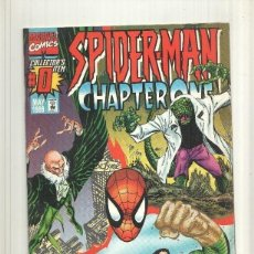Cómics: SPIDERMAN CHAPTER ONE NUMERO 00: THE SECRET ORIGINS OF SPIDEY DEADLIEST FOES REVEALED. Lote 237311805