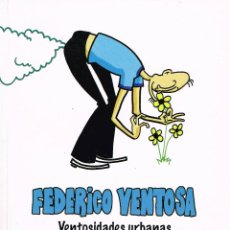 Cómics: LOS INÉDITOS DEL JUEVES. FEDERICO VENTOSA.( LALO KUBALA ). Lote 237384430