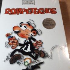 Cómics: ROMPETECHOS CLASICOS DEL HUMOR PRECINTADO TAPAS DURAS. Lote 237408525