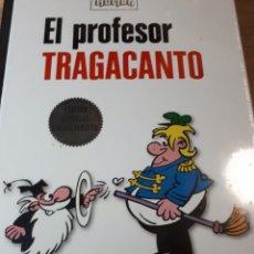 Cómics: EL PROFESOR TRAGACANTO CLASICOS DEL HUMOR PRECINTADO TAPA DURA. Lote 237408980