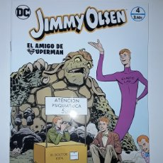 Cómics: JIMMY OLSEN 4 (DE 6) (GRAPA) - FRACTION, LIEBER - ECC CÓMICS. Lote 237457355