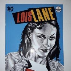 Cómics: LOIS LANE 4 (DE 6) (GRAPA) - RUCKA, PERKINS - ECC CÓMICS. Lote 237458495