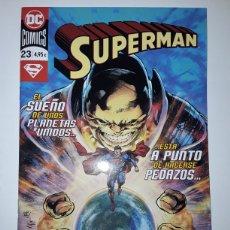 Cómics: SUPERMAN 102 / 23 (GRAPA) - BENDIS, HOUSER, MAGUIRE, ROMITA JR., STOTT - ECC CÓMICS. Lote 237459085