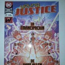 Cómics: YOUNG JUSTICE 17 (GRAPA) - BENDIS, WALKER, REEDER, GODLEWSKI - ECC CÓMICS. Lote 237459555