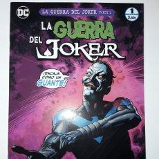 Cómics: LA GUERRA DEL JOKER 1 (DE 6) (GRAPA) - JURGENS, BENJAMIN, CLIQUET - ECC CÓMICS. Lote 237460355