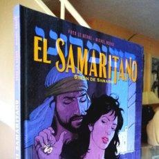 Cómics: EL SAMARITANO. SIMÓN DE SAMARIA (FRED LE BERRE Y MICHEL ROUGE) NETCOM2 2014 ''EXCELENTE ESTADO''. Lote 237460460
