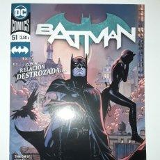 Cómics: BATMAN 106 / 51 (GRAPA) - TYNION IV, MARCH, FERNÁNDEZ, ALBUQUERQUE - ECC CÓMICS. Lote 237460700