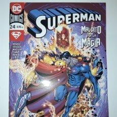 Cómics: SUPERMAN 103 / 24 (GRAPA) - BENDIS, HOUSER, MAGUIRE, TIMMS, ROMITA JR., STOTT, ECC CÓMICS. Lote 237461240