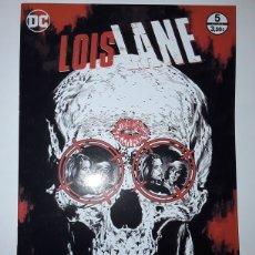 Cómics: LOIS LANE 5 (DE 6) (GRAPA) - RUCKA, PERKINS - ECC CÓMICS. Lote 237461475