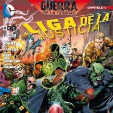 Cómics: LIGA DE LA JUSTICIA Nº 21 ECC EDICIONES. Lote 237461625