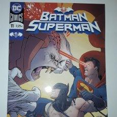 Cómics: BATMAN / SUPERMAN 11 (GRAPA) - WILLIAMSON, HENRY - ECC CÓMICS. Lote 237461630
