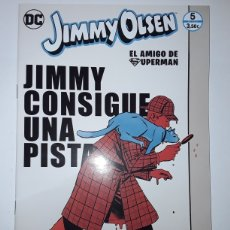 Cómics: JIMMY OLSEN 5 (DE 6) (GRAPA) - FRACTION, LIEBER - ECC CÓMICS. Lote 237461890