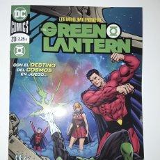Cómics: EL GREEN LANTERN 102 / 20 (GRAPA) - MORRISON, SHARP - ECC CÓMICS. Lote 237462150
