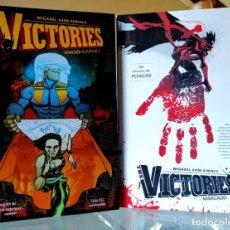 Cómics: THE VICTORIES (2 COMICS) (MICHAEL AVON OEMING'S) ALETA 2013 ''EXCELENTE ESTADO''. Lote 237462545