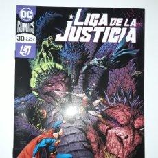 Cómics: LIGA DE LA JUSTICIA 108 / 30 (GRAPA) - VENDITTI, BARROWS - ECC CÓMICS. Lote 237463070