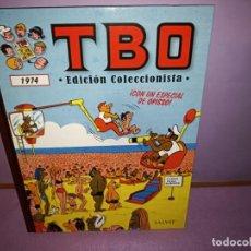 Cómics: TBO EDICION COLECCIONISTA / 1974 / SALVAT 2011 * CON UN ESPECIAL DE OPISSO. Lote 237463570