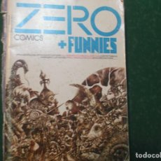 Cómics: ZERO + FUNNIES COMICS Nº 10, 96 PAGINAS,. Lote 237464130