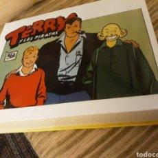 Cómics: TERRY Y LOS PIRATAS (E. BO) 12VOL. ENCUADERNADOS EN PASTAS ORIGINALES. Lote 237553435