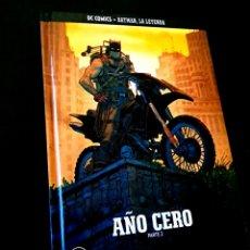 Comics : DE KIOSCO BATMAN LA LEYENDA VOLUMEN 2 AÑO CERO PARTE 2 COMICS DC ECC TAPA DURA TOMO. Lote 269196883