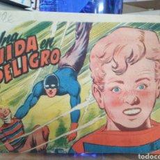 Cómics: UNA VIDA EN PELIGRO/SIN EDITORIAL-AÑO 1964,SIN NUMERO. Lote 237648905