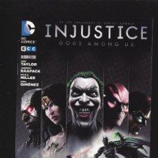 Cómics: INJUSTICE - GODS AMONG US - Nº 1 DE 76 - NUDC - ECC EDICIONES -. Lote 237648925