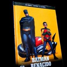 Cómics: PRECINTADO BATMAN LA LEYENDA VOLUMEN 11 BATMAN RENACIDO COMICS DC ECC TAPA DURA TOMO. Lote 237650030