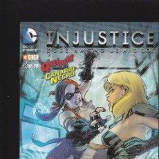 Cómics: INJUSTICE - GODS AMONG US - Nº 20 DE 76 - NUDC - ECC EDICIONES -. Lote 237650185