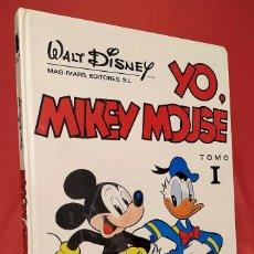 Cómics: YO MIKEY MOUSÉ. TOMO I. AÑO: 1977. MAS - IVARS, EDITORES.. Lote 237650450