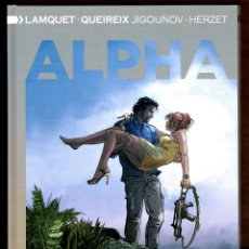 Cómics: ALPHA 5 - DOLMEN / COMIC EUROPEO / TAPA DURA. Lote 237651950
