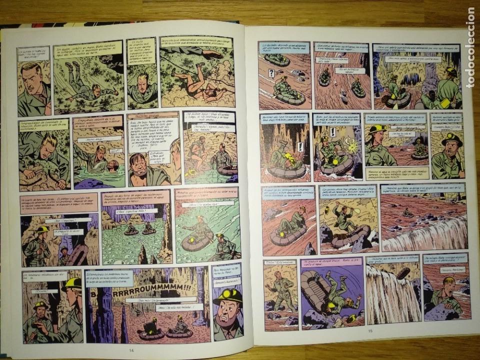 Cómics: Cómics lote tres: Blake y Mortimer, Saxxon y Kronan - Foto 6 - 237851965