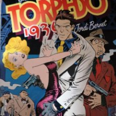Fumetti: TORPEDO 1936 SANCHEZ ABULI JORDI BERNET. Lote 237896590